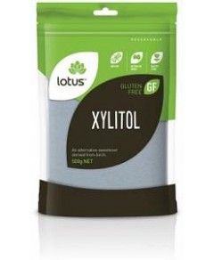 Lotus Xylitol (Natural Sugar Replacer) 500gm