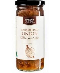 Maleny Cuisine Onion Marmalade Sliced 300g