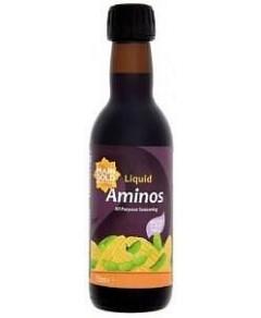 Marigold Liquid Aminos DF/YeastFree GlutenFree 250ml