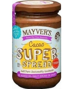 Mayvers Super Spread Cacao G/F 280g