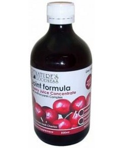 Natures Goodness Joint Form Cherry Concen 500m