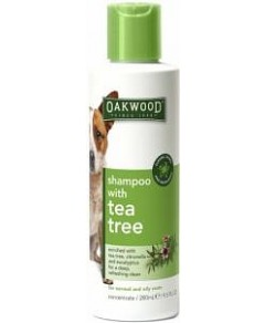 Oakwood I'm a Filthy Beast Pet Shampoo with Tea Tree Oil 280ml