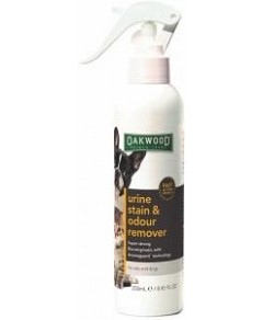 Oakwood Urine Stain & Odour Remover 250ml