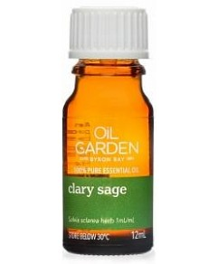 Oil Garden Clary Sage Pure Essential Oil 12ml