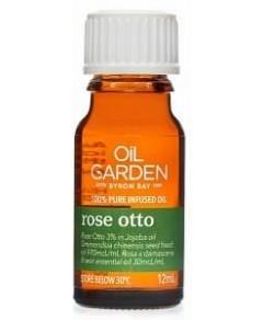 Oil Garden Rose Otto 3% Pure Infused Oil 12ml