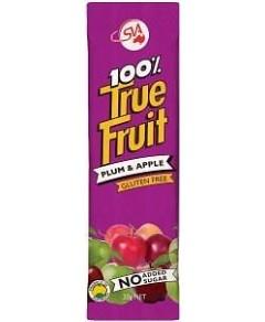 Sun Valley Plum & Apple Fruit Strips 30 x 20 gm