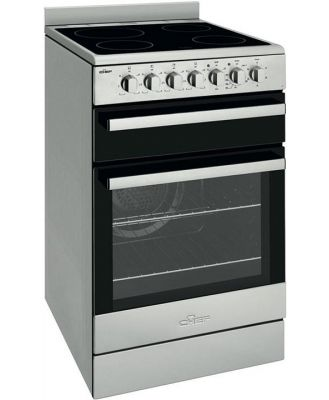 Chef - 54cm Freestanding Electric Cooker - CFE547SB