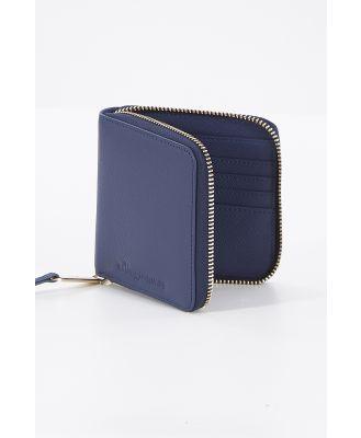 Zoe Leather Wallet