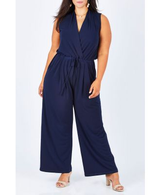 Belle Sleeveless Jumpsuit