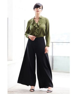 The Wide Leg Skirt Pant