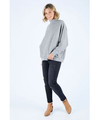 The Batwing Jumper