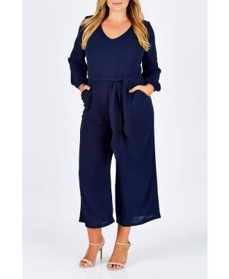The Long Sleeve Jumpsuit