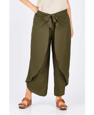 Bamboo Blend Wrapped In You Pants