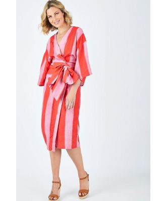 Dusk Long Kimono