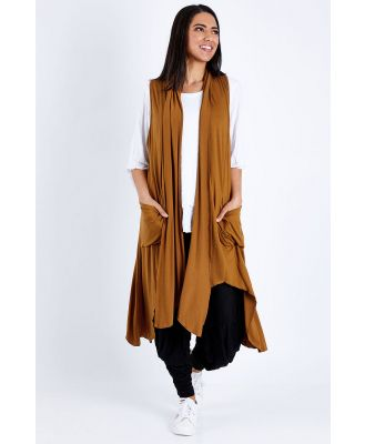 Jasmine Vest