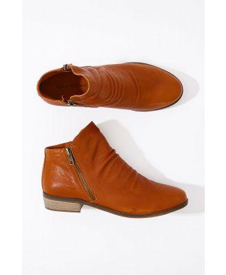 Split Ankle Boot