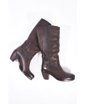 Cassidy Leather Boot