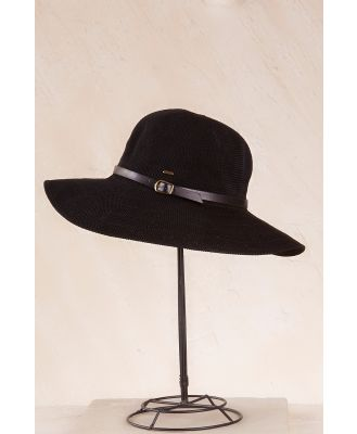 Leslie Wide Brim Hat