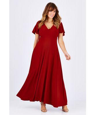 Alicia Maxi Dress