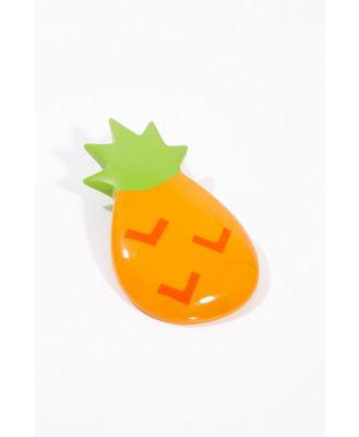 Tutti Frutti Pinapple Brooch