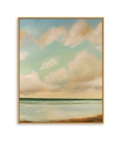Bloomingdale's Artisan Collection Atlantic Clouds Wall Art - 100% Exclusive