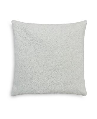Bloomingdale's Artisan Collection Cuddle Natural Pillow, 21 x 21