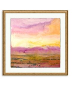 Bloomingdale's Artisan Collection Pink Skies Wall Art - 100% Exclusive