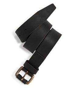 Bloomingdale's Boys Leather Belt, Little Kid, Big Kid - 100% Exclusive
