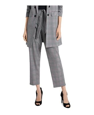 1.state Tie Waist Cropped Pants
