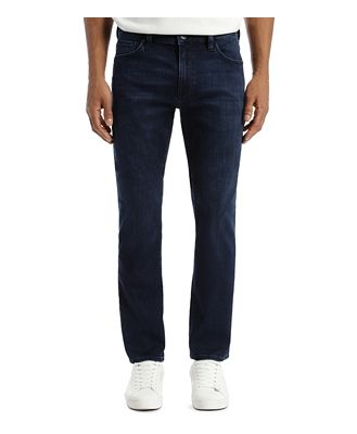 34 Heritage Courage Brushed Straight Fit Jeans in Deep Brushed