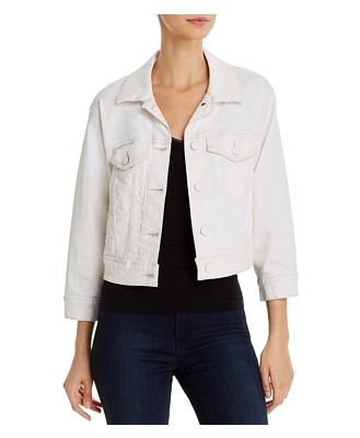 7 For All Mankind Denim Jacket in Sunset Boulevard
