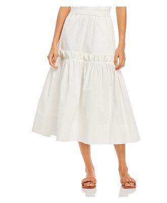 A.l.c. Louisa Tiered Midi Skirt