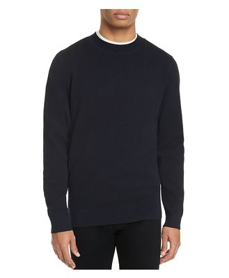 A.p.c. Diamond Quilted Sweatshirt