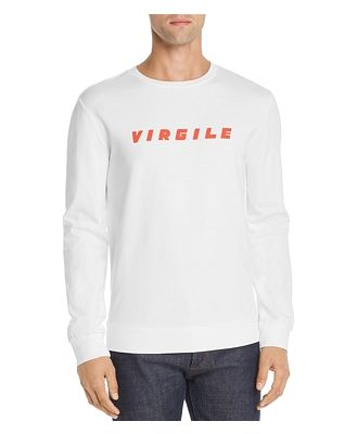 A.p.c. Virgile Graphic Sweatshirt