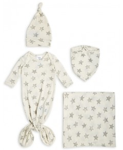 Aden and Anais Unisex Snuggle Kit Newborn Gift Set - Baby