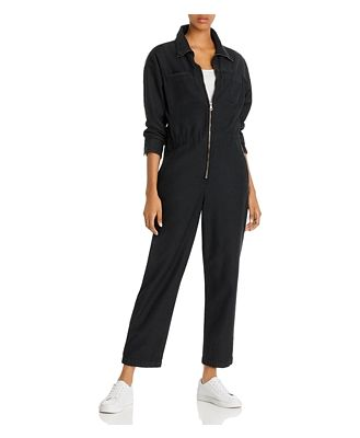 Ag Boiler Zip-Up Jumpsuit