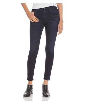 Ag Farrah Skinny High Rise Ankle Jeans in 5 Years Inquire