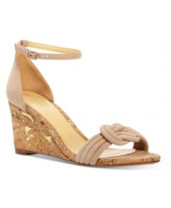 Alexandre Birman Women's Vicky Cork Wedge Sandals