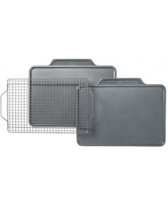 All-Clad Pro Release Bakeware, Set of 3
