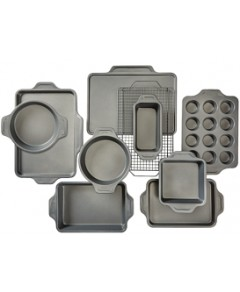 All-Clad Pro-Release Nonstick 10-Piece Bakeware Set