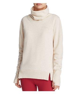 Alo Yoga Haze Turtleneck Sweatshirt
