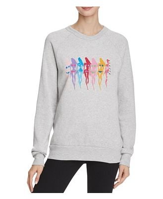 Alternative Stand Up To Breast Cancer Sweatshirt