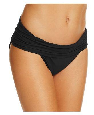 Amoressa Gimlet Fold Over Waist Bikini Bottom