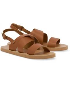 Ancient Greek Sandals Men's Miltos Wide-Strap Sandals