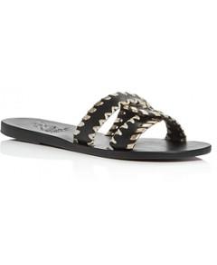 Ancient Greek Sandals Women's Desmos Stitch Slide Sandals