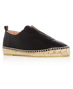 Andre Assous Women's Ciara Leather Espadrille Flats