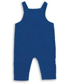 Angel Dear Boys' 2 Pc. Puppy Print Bodysuit & Corduroy Overalls Set - Baby