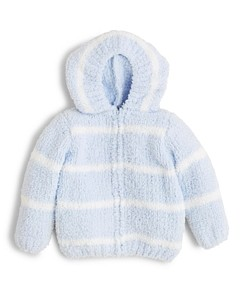 Angel Dear Boys' Striped Hooded Jacket - Baby