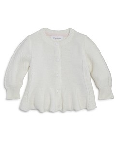 Angel Dear Girls' Flared Cardigan - Baby