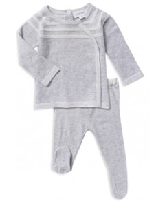 Angel Dear Unisex Shirt & Footie Pants Take Me Home Set - Baby